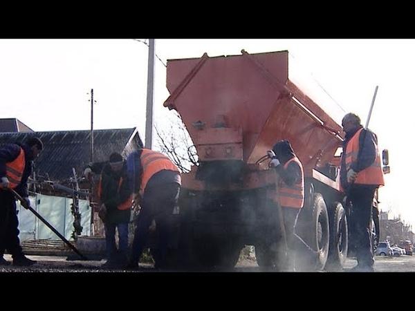Экстренная помощь тяжелобольному ремонт дорог в Краснодаре