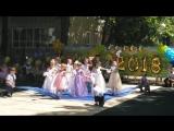 Танец на выпускном в детском саду. Моя птица))) счастья
