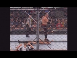 Kane vs. Gene Snitsky - Steel Cage Match Raw 12.31.2005
