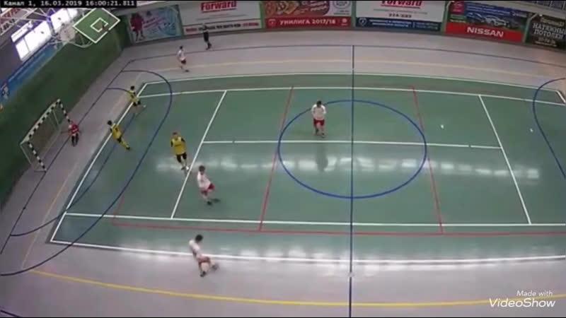 ФК ЭГГЕР-2 - ХБК Навтекс 12:0