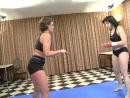 Wrestling Female Belgium vs Russia