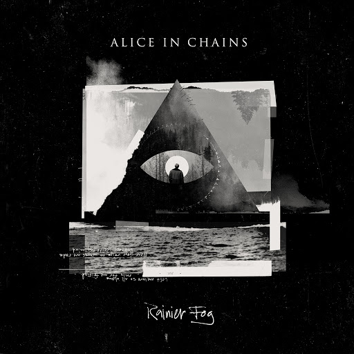 Alice in Chains альбом Rainier Fog