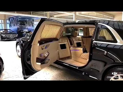 Pure Luxury 2018 Mercedes Maybach Pullman S650 V12