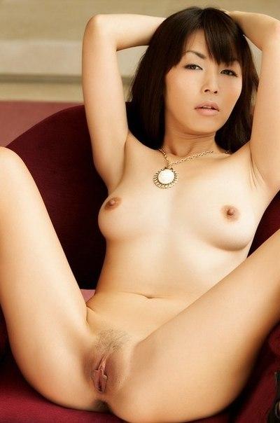 Asian spread legs naked
