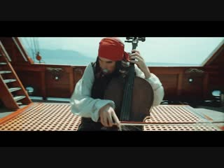 2cellos шикарно сыграли pirates of the caribbean