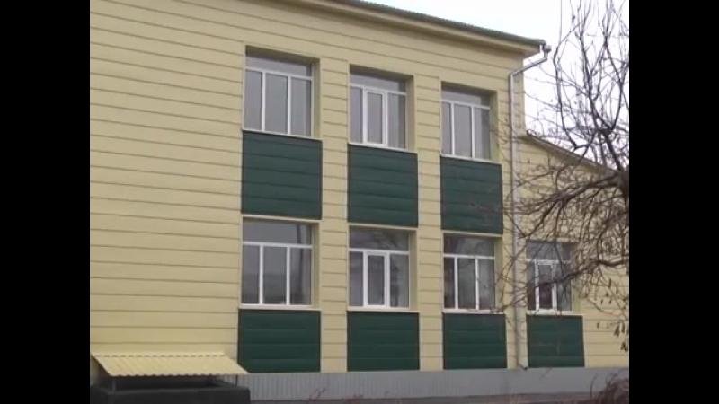 Репортаж о восстановлении детского сада Аленка ГТРК ЛНР Вести недели 5 марта 2017