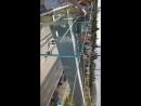 Мост почти без опорных калон