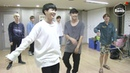 BANGTAN BOMB RM and Jin Dance Stage Behind the scene for BTS DAY PARTY 2016 - BTS 방탄소년단