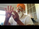 Punjabi - A Hindu is known by his tribal identity, Jaati aur Baasi - whilst a Sikh by his deeds.