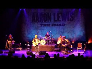 Strong Enough - Sheryl Crowe Cover - Aaron Lewis Turning Stone Casino February 8, 2014