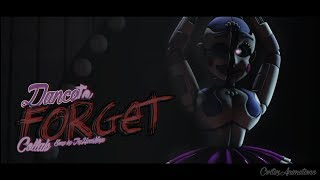 [SFM FNAF] Dance To Forget | COLLAB | Song by TryHardNinja