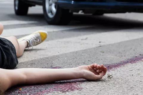 В северодонецке сбили двух подростков
