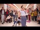 Супер танцевальная перемена в школе