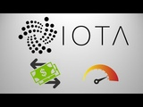 Криптовалюта IOTA - Обзор технологии IOTA