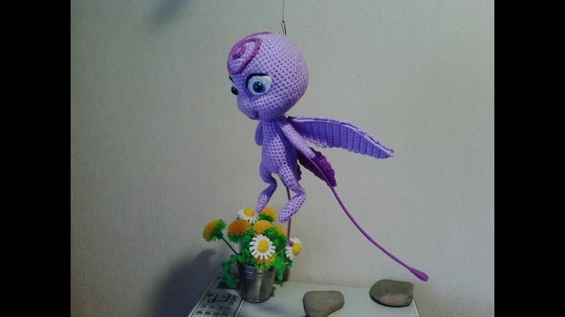 Квами Нурру, ч.2. Kwami Nurru, р.2. Amigurumi. Crochet. Амигуруми. Игрушки крючком.