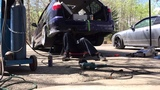Subaru Legacy BLAST PIPE! VLOG UNO!