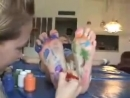 Foot_Painting_Tickle
