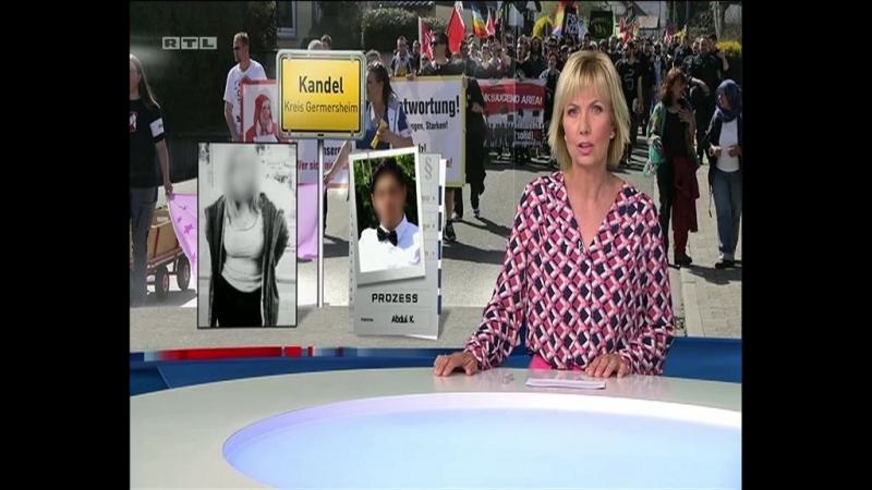 Prozessauftakt gegen Mias Mörder hat am Landgericht Landau begonnen - Kandeler wollen Ruhe