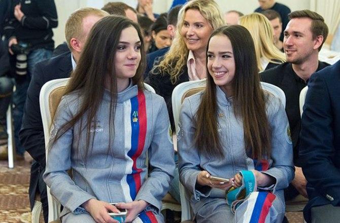 Группа Этери Тутберидзе - ЦСО «Самбо-70», отделение «Хрустальный» (Москва)-2 Jk0ejIS0Mkk