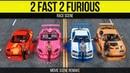 Grand Theft Auto 5 - 2 Fast 2 Furious Race Scene