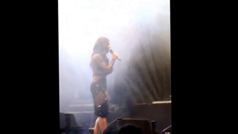 Thats what I am by Conchita Wurst at Serena Pop Rock Festival, Espoo Finland