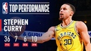 Stephen Curry GOES OFF Connecting On 10 3PM   February 21, 2019 NBANews NBA Warriors StephenCurry