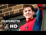SPIDER-MAN: HOMECOMING Featurette - Tom Hollands Favorite Stunt (2017) Marvel Movie HD