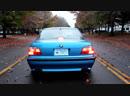 BMW 7 Series E38 750iL Burnouts
