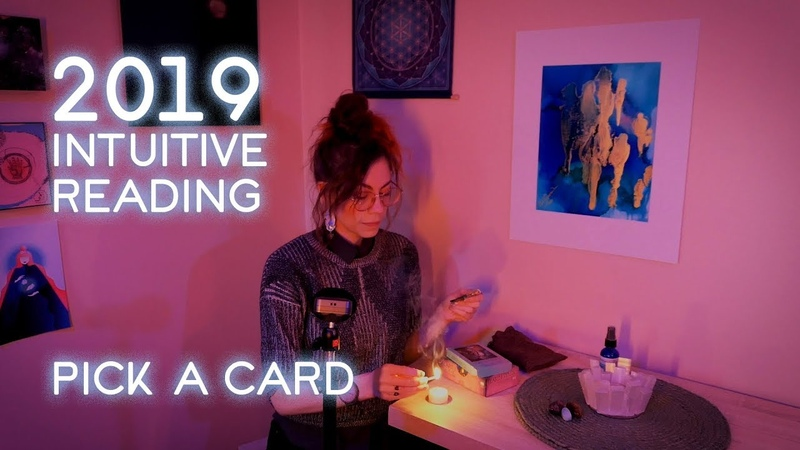 2019 Intuitive Reading Pick A Card