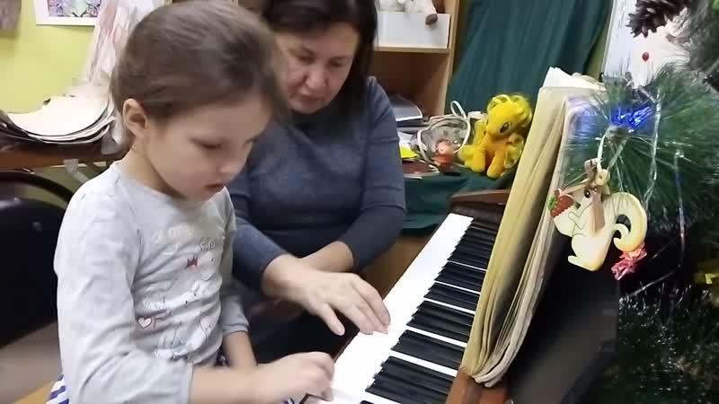 Лисёнок на фортепиано Ленина 162 а 44 75 09