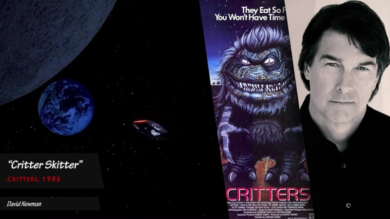 Best Horror Soundtrack - Critters (1986)