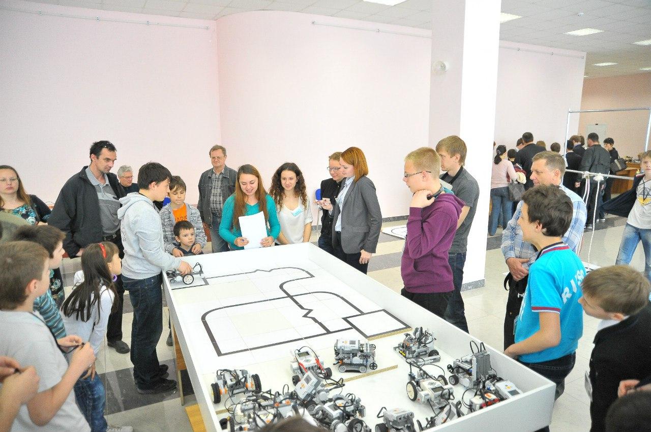 В ДГТУ определят лучших робототехников Юга России