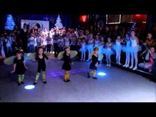 Танец маленьких пчёлок 3-4 годика (Студия Танцев Кокетка)