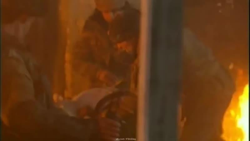 Чурки отрезают голову русскому солдату(отрывок из фильма Чистилище)