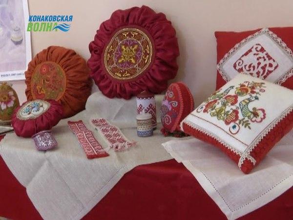 В Конаковском районе состоялся 11-й семинар по декоративно-прикладному творчеству