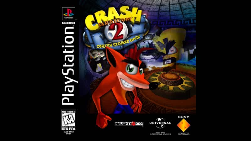{Level 4} Crash Bandicoot 2 - Snow Go, Snow Biz, Cold Hard Crash Music