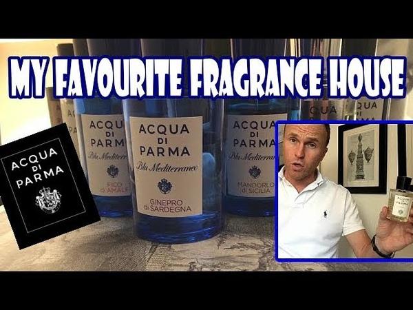 My Favourite (Niche) Fragrance House - Acqua di Parma