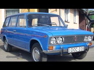 забытые автомобили СССР ваз 2103