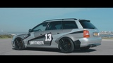 Glenn's Audi S4 B5 Avant FlareRide