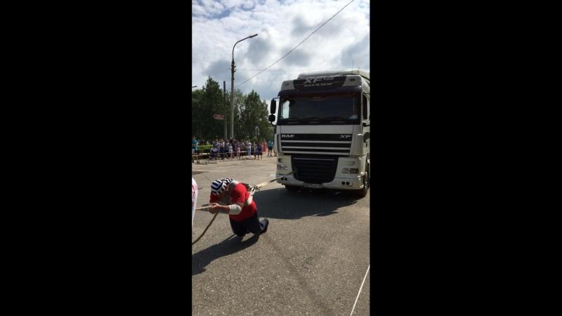 Дмитрий Мельников Трек Пулл (победные 1метр30 см)🤟