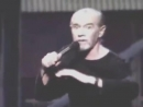 George Carlin on Golf and Homelessness