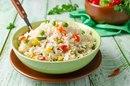 Подборка постных рецептов с рисом