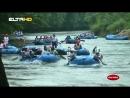 European Rafting Championship Banja Luka 2015 2 day part 2 yuklip scscscrp