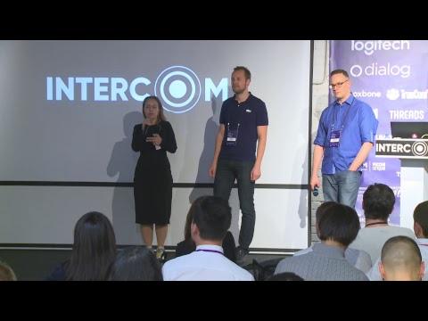 Прямая -трансляция конференции INTERCOM 2018