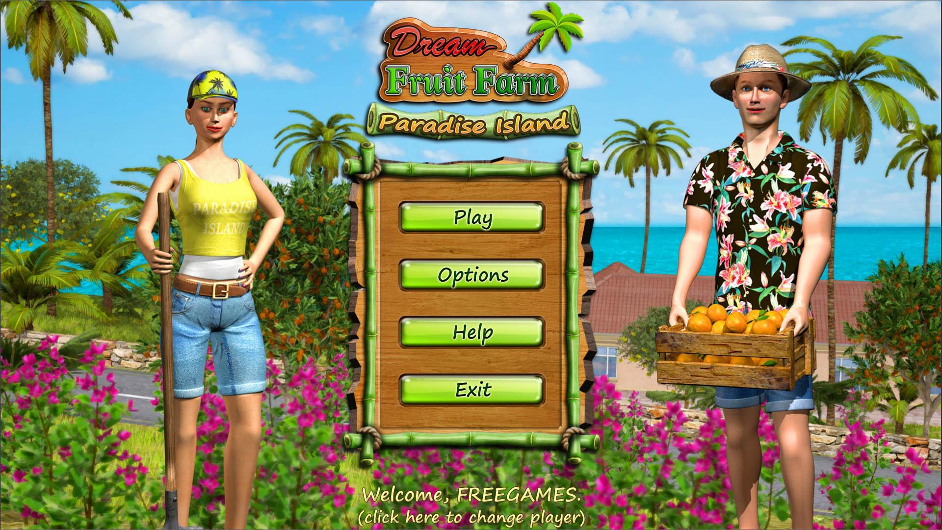 Фруктовая ферма 2: Райский остров | Dream Fruit Farm 2: Paradise Island (En)