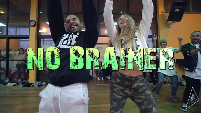 NO BRAINER / DJ Khaled, Justin Bieber, Quavo / Choreo Denise Monte dela Roche Y Ariel Juarez AJ