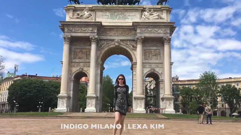 INDIGO MILANO| LEXA KIM