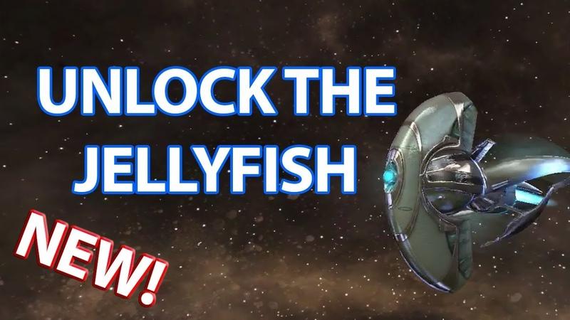 *THE JELLYFISH* FINDING THE BLUEPRINTS DOMINION EVENT (Star Trek Fleet Command)