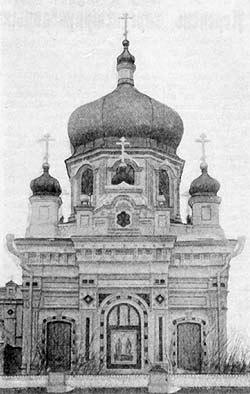 Нижний Услон. Церковь Николая Чудотворца. Никольская церковь была построена для старообрядцев