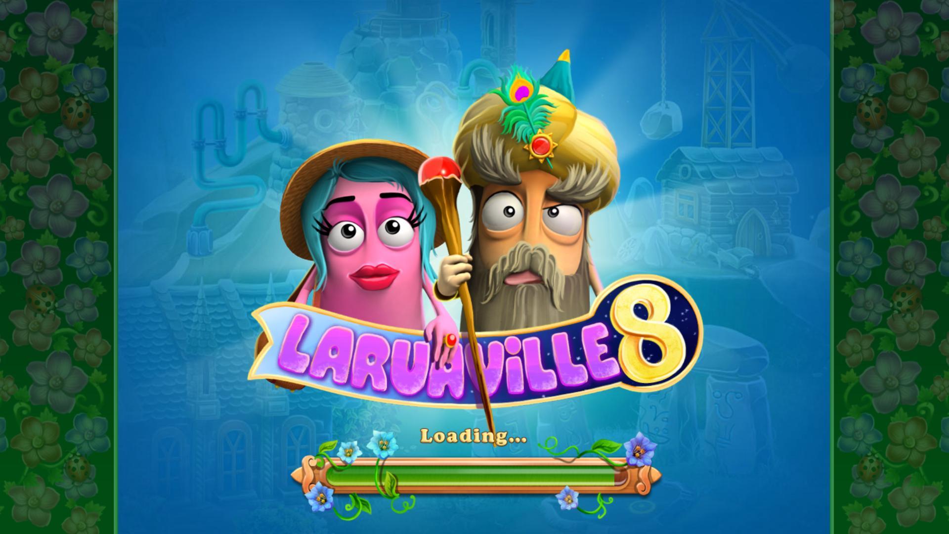 Ларуавиль 8 | Laruaville 8 (En)